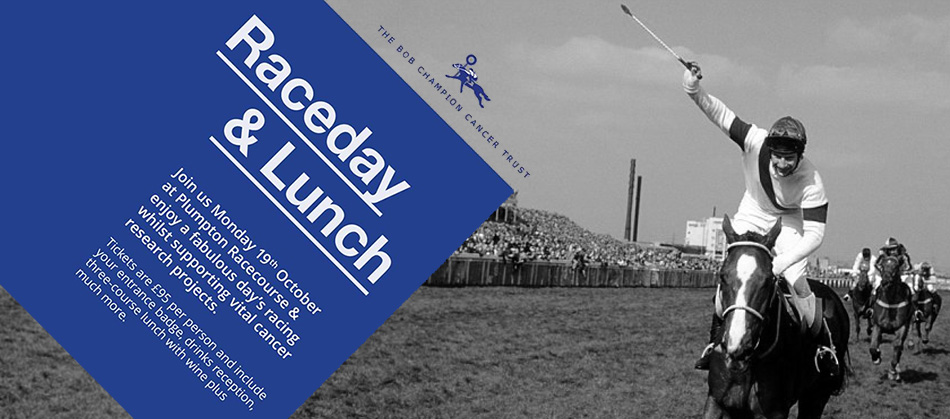 Plumpton Raceday and Lunch 19th October 2020